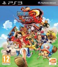 One Piece Unlimited World Red: Straw Hat Edition Playstation 3 (PS3) video spēle
