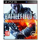 Battlefield 4 Deluxe Edition Playstation 3 (PS3) spēle