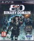 Binary Domain Limited Edition Playstation 3 (PS3) video spēle