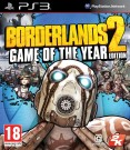 Borderlands 2 - Game of the Year Edition PS3 video spēle