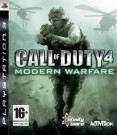 Call of Duty 4: Modern Warfare Playstation 3 (PS3) video spēle