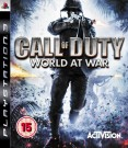 Call of Duty: World at War Playstation 3 (PS3) video spēle