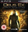Deus Ex: Human Revolution Limited Edition PS3