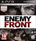 Enemy Front Limited Edition Playstation 3 (PS3) video spēle
