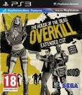 House of the Dead: Overkill - Extended Cut Playstation 3 (PS3) spēle