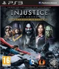 Injustice: Gods Among Us - Ultimate Edition Playstation 3 (PS3) video game