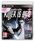 Killer is Dead: Limited Edition Playstation 3 (PS3) video spēle - ir uz vietas