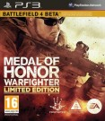 Medal of Honor: Warfighter Limited Edition PS3