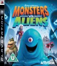 Monsters vs. Aliens PS3