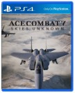 Ace Combat 7 Skies Unknown Playstation 4 (PS4) video spēle