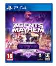 Agents of Mayhem Playstation 4 (PS4) video spēle - ir veikalā