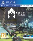 Apex Construct VR Playstation 4 (PS4) video game