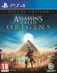 Assassin's Creed Origins - Deluxe Edition Playstation 4 (PS4) video spēle