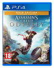 Assassins Creed Odyssey Gold Edition Playstation 4 (PS4) video spēle - ir veikalā