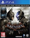 Batman Arkham Knight - Game of the Year Edition (GOTY) Playstation 4 (PS4) video spēle - ir veikalā
