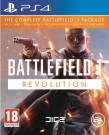Battlefield 1 Revolution Playstation 4 (PS4) video game