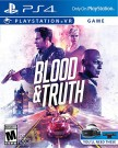 Blood & Truth (PSVR) Playstation 4 (PS4) video spēle