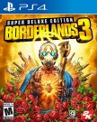 Borderlands 3 Super Deluxe Edition Playstation 4 (PS4) video spēle