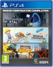 Bridge Constructor Compilation Playstation 4 (PS4) video spēle