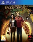 Broken Sword 5: The Serpent's Curse Playstation 4 (PS4) video spēle