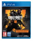 Call of Duty Black Ops IIII (4) Specialist Edition Playstation 4 (PS4) video spēle - ir veikalā
