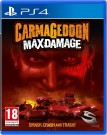 Carmageddon Max Damage Playstation 4 (PS4) video spēle