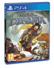 Chaos on Deponia Playstation 4 (PS4) video spēle