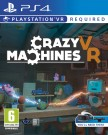 Crazy Machines (Playstation VR) Playstation 4 (PS4) video spēle