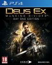 Deus Ex Mankind Divided - Day One Edition Playstation 4 (PS4) video spēle