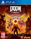 DOOM Eternal Deluxe Edition Playstation 4 (PS4) video spēle