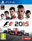F1 2015 Playstation 4 (PS4) video spēle