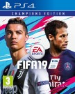 FIFA 19 Champions Edition Playstation 4 (PS4) video game