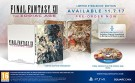 Final Fantasy XII: The Zodiac Age - Limited Edition Playstation 4 (PS4) video spēle