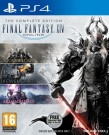 Final Fantasy XIV Online Complete Edition Playstation 4 (PS4) video spēle
