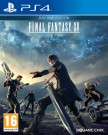 Final Fantasy XV Playstation 4 (PS4) video spēle - ir veikalā