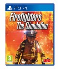 Firefighters The Simulation Playstation 4 (PS4) video spēle