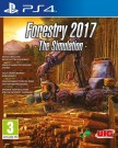 Forestry 2017 The Simulation Playstation 4 (PS4) video spēle