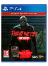 Friday The 13th The Game - Ultimate Slasher Edition Playstation 4 (PS4) video spēle - ir veikalā