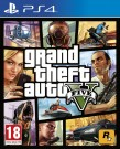 GTA Grand Theft Auto V (5) Playstation 4 (PS4) video spēle - ir veikalā