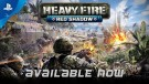 Heavy Fire: Red Shadow Playstation 4 (PS4) video spēle