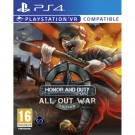 Honor and Duty All Out War Edition (PSVR) Playstation 4 (PS4) video spēle