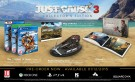 Just Cause 3 - Collector's Edition Playstation 4 (PS4) video spēle