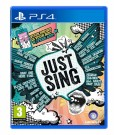 Just Sing Playstation 4 (PS4) video spēle