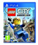 LEGO City Undercover Playstation 4 (PS4) видео игра - ir veikalā