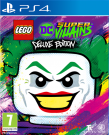 Lego DC Super Villains Deluxe Edition Playstation 4 (PS4) video spēle - ir veikalā