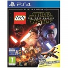 LEGO Star Wars: The Force Awakens Special Edition inc. X-Wing Mini Vehicle Playstation 4 (PS4) video spēle - ir veikalā