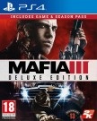 Mafia III (3) Deluxe Edition Playstation 4 (PS4) video game