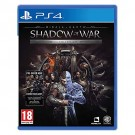 Middle-Earth: Shadow of War - Silver Edition Playstation 4 (PS4) video spēle