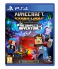 Minecraft Story Mode The Complete Adventure Playstation 4 (PS4) video spēle
