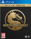 Mortal Kombat 11 Premium Edition Playstation 4 (PS4) video spēle - ir veikalā